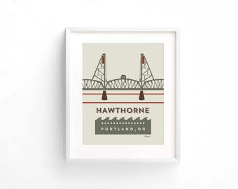 Hawthorne bridge