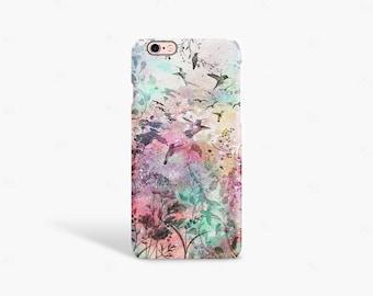 iPhone 7 Case iPhone 6 Case Bird iPhone6 Case Floral iPhone Case Cute  Vintage  Designer iPhone Case Apple iPhone 6 Case