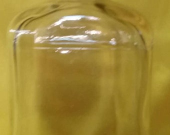 Large Clear Glass Bottles 750 ML. Food Safe/Crafts with Cork Stoppers