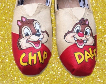 Chip n Dale Toms. Chip and Dale Shoes.