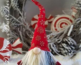 Nordic Gnome Tomte Nisse SANTA Christmas Elf elves Decoration