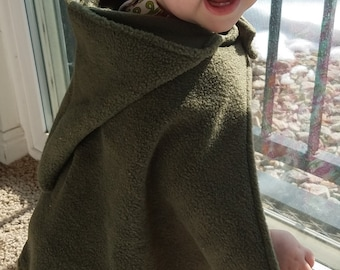 BABY 6m-12m Made-to-Order Cloak