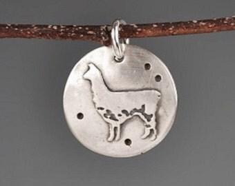 Llama totem-talisman-charm-amulet-spirit animal-power animal