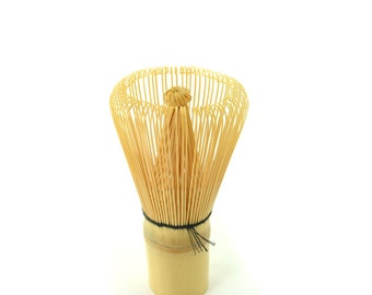 Traditional Bamboo Matcha Tea Whisk
