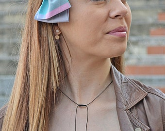 Workout Head Scarfs, Hair Covering, Long Hair Accessory, Baby Headband, Fashion Headbands, Girls Headbands, Plaid Headbands, 40s Head Scarfs