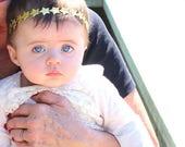 Twinkle twinkle little star party - star headband, baby star headband, star headbands, gold star headband, star chain headband, gold headban