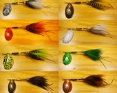 Single Mag 9 Model / Choice Snagless Bucktail