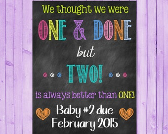 Only Child Chalkboard Pregnancy Reveal Pregnancy Announcement Only Child Expiring Big Brother Big Sister