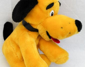 Vintage Pluto Disney Soft Plush Toy