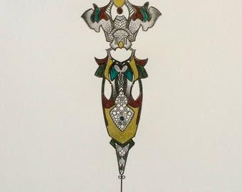 Virgo - Zodiac Series
