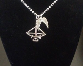 Walking Dead Daryl Dixon Necklace