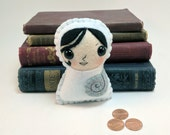 Saoirse - Song of the Sea plushie (made to order)