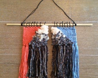 The Sisters Woven Wall Hanging Weave