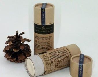 Sun stick - Woodsy Warrior - Sun Protection, Bug Repellent, Natural Formula, Vegan, Solid Stick - 1.75 oz