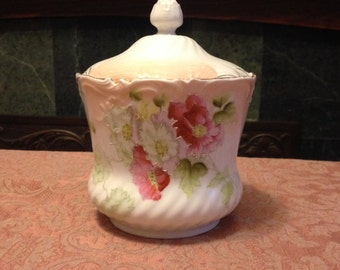 Pretty Lidded Jar