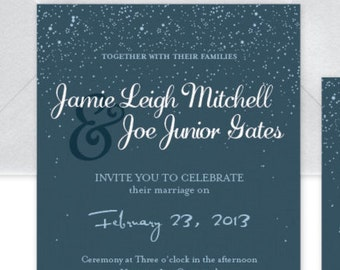 Wedding Invitation Suite #13