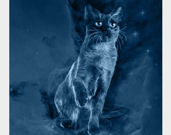 S167: Shamanic Guardians -  Tonkinese Cat