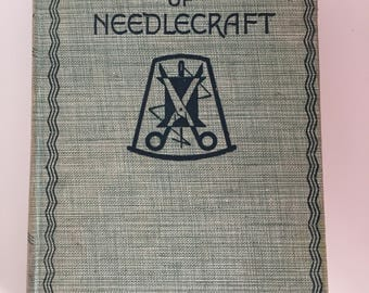The Big Book of Needlecraft Vintage Sewing Book 1935