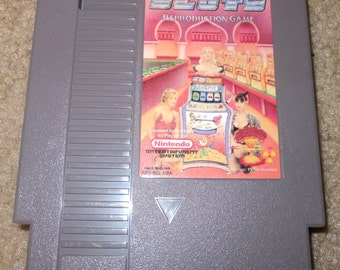 Hot Slots Game for Nintendo (NES)