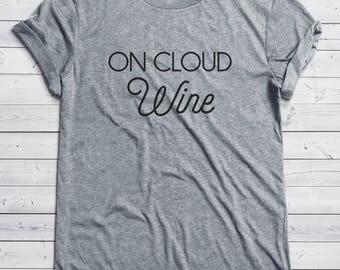 On Cloud Wine Shirt