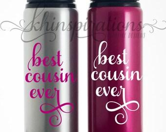 Cousin, Cousin Gift, Cousin Mug, Cousin Tumbler,  Cousin Birthday, Cousins