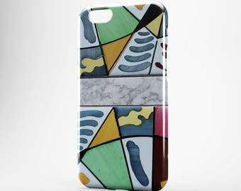 Morocco iPhone 7 Case White Marble iPhone 6 Cover Galaxy Tile Case iPhone 4 Cover iPhone 7 Plus iPhone 5 Case iPhone SE, Style iPhone Case