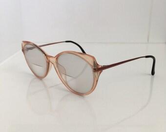 Vintage Optyl Vienna-Line Bifocal Glasses