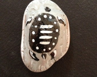 stone totem animal - ref: turtle 4
