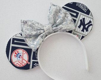 New York Yankees Mouse Ears