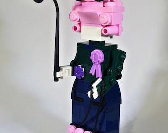Dressage Lady LEGO Miniland figure limited edition figurine