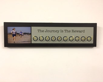 Personalised Medals Board, Medal Display,Personalized Gift, Achievement board,Athletic display board, Gift for runners ,Athletic medal board