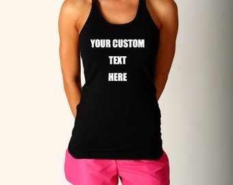 Workout Tanks, yoga tank tops, activewear, tanks, for women, yoga, Gym, personalised, fitness tanks, shirt, singlet, tank, for her