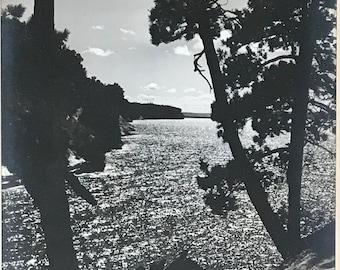 113  Lake Superior form Miners Castle - - Mildred Keeton