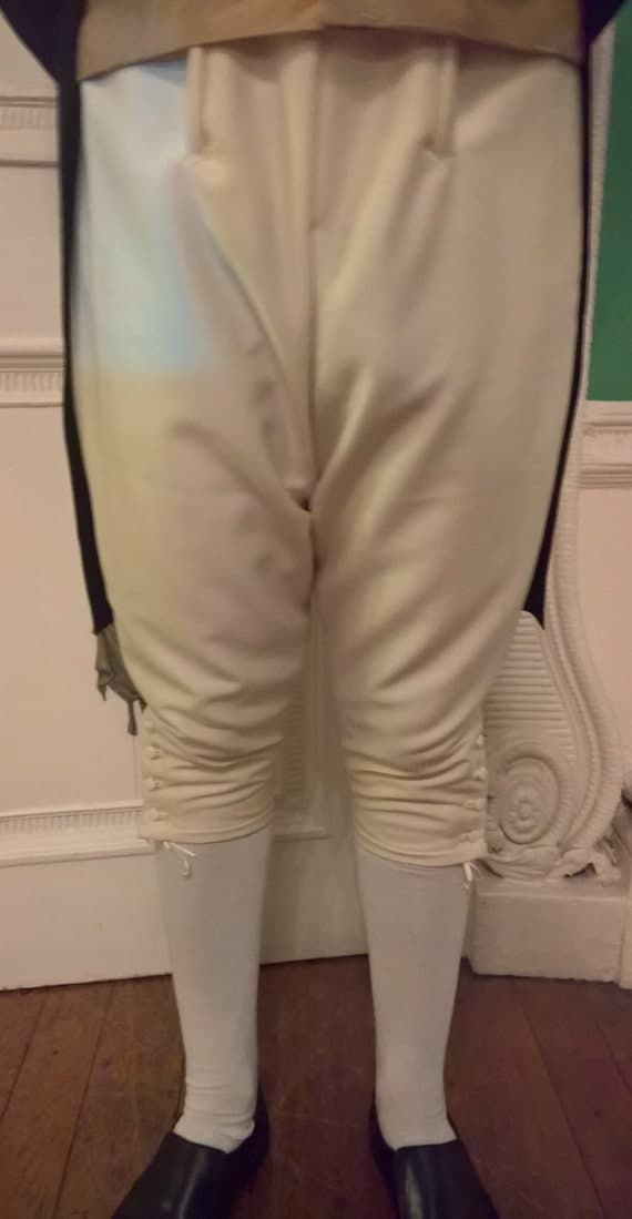 Top Made-to-Measure Regency Breeches