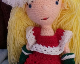 Little Elf Doll