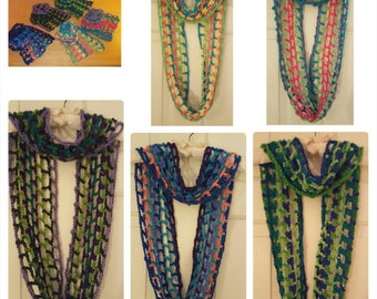 Infinity Scarves Donation
