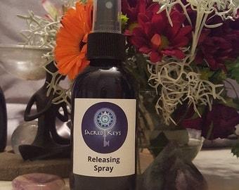 Releasing Spray