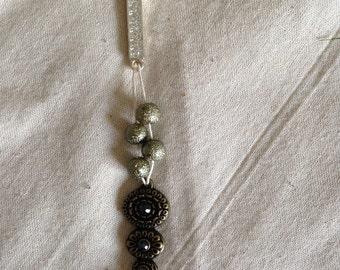 one of a kind handmade Christian bookmark