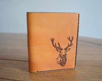 Stag Billfold Leather Men's Wallet