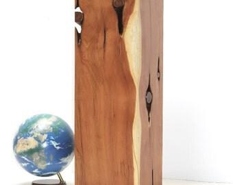 Cedar Pedestal/ Mount or Sculpture/Object Stand