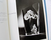 Vintage Art of Steuben Crystal Glass Book Catalog Price List Illustrations Cut Crystal Engraved Sculptured Balloons Eagle Elephant Horse