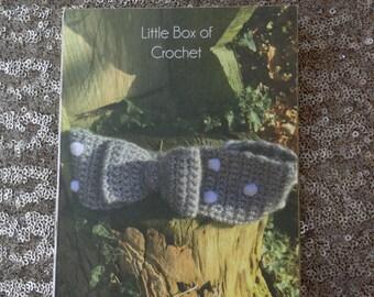 Pattern Booklet for Crocheted Earwarmer