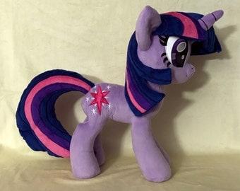 MLP My Little Pony Twilight Sparkle Plush