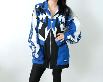 Vintage Windbreaker, Jacket. Have a defect!