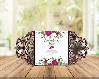 Wedding Invitations, Wedding Invitation, Wedding, Rustic Wedding, Rustic Theme Invites, Wedding Invite, 21st birthday, Bridal Shower Invite