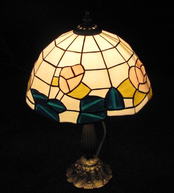 Pink Ruffle Lamp Shade