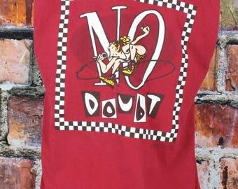 No Doubt Original 1991 Sleeveless T-Shirt