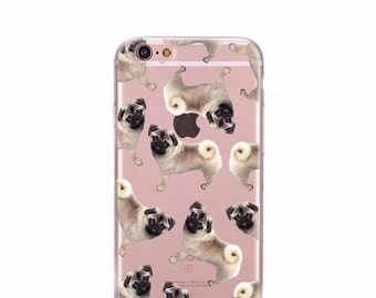 Pug iPhone 6/6+ Case
