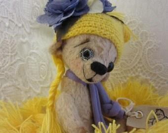 Bear Timik - artist teddy bear, teddy bear OOAK