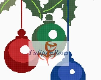 Christmas Ornaments Graph